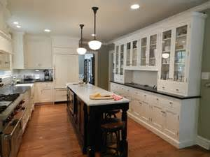 narrow kitchen with island 7 x33 quot kitchen island