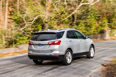 chevrolet equinox back 2018 chevrolet equinox first drive review automobile
