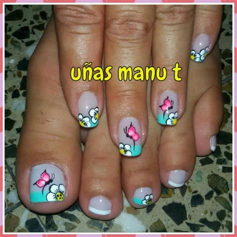 imagenes de uñas decoradas de ositos u 241 as nail art pinterest dise 241 os de u 241 as u 241 a