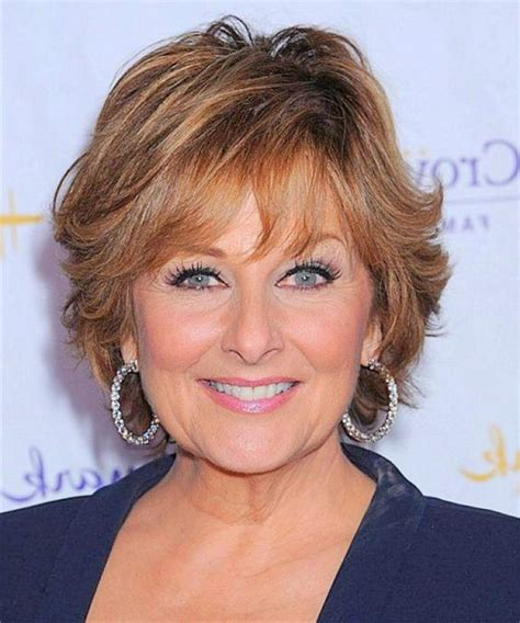 hairstyles round face over 60 short hairstyles for women over 60 with round faces
