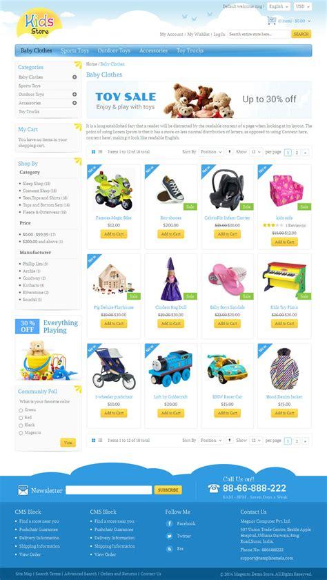 magento responsive template store magento responsive template by templatemela