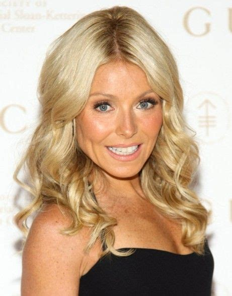 how does kelly ripa curl her hair 740 best images about kelly ripa on pinterest