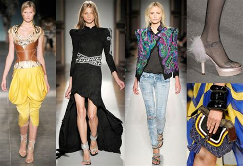 top fashion trends of 2009