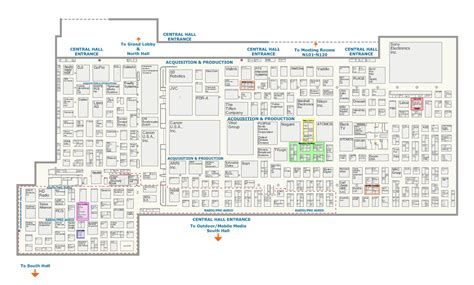 las vegas convention center floor plan 2015 nab show floor expands to over one million net square