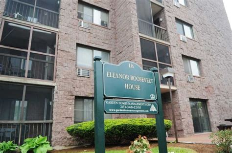 section 8 housing inspection failed eleanor roosevelt apartments in stamford ct