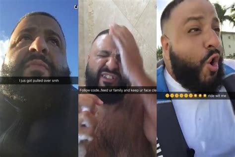 dj khaled snapchat 7 life lessons you can learn from this week s celebrity f