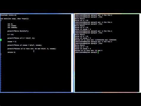 tutorial linux c xlib programming in c and linux tutorial 02 creating
