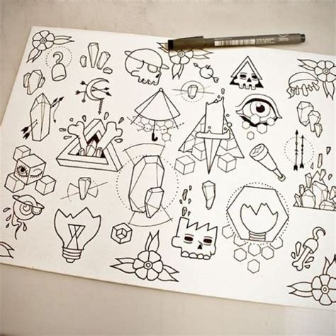 small tattoo flash art 45 best images about filler flash on