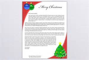 You are viewing our christmas letterhead template download the above