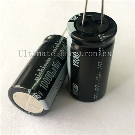 nichicon capacitor series nichicon capacitor series 28 images 20 27day delivery 2pcs 10000uf 16v nichicon vr series