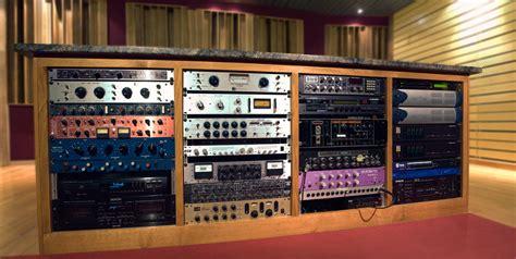 Studio Racks by Jork Studios Pro Audio Studio Europe Slovenia Residential Studio