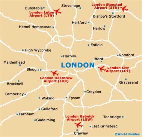 map uk airports map of gatwick airport lgw orientation and maps