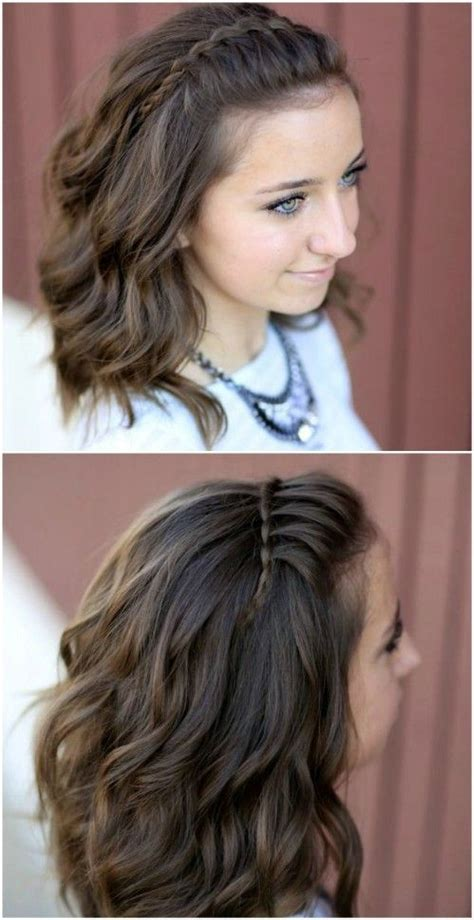 easy hairstyles of braids 16 beautiful short braided hairstyles for spring styles