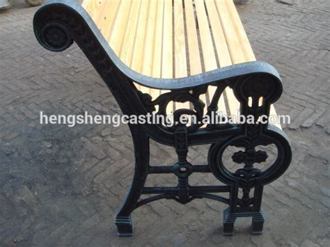 cast iron bench legs manufacturers china supplier cast iron table legs wooden bench legs