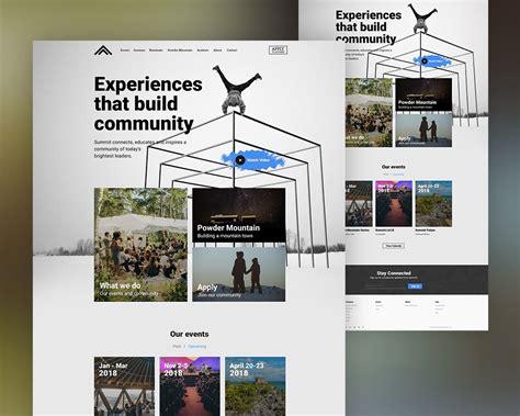 graphic design branding elements resources eyeflow internet marketing free event website template psd download download psd