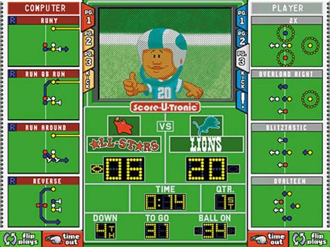 Backyard Football Cheats by Backyard Football Screenshots Hooked Gamers