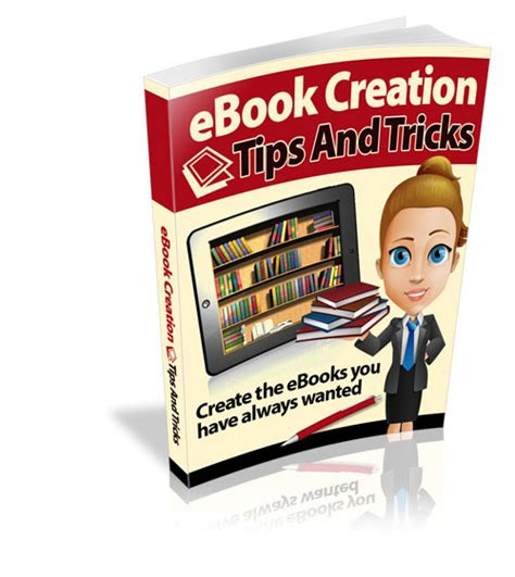 ebook format zip ebook creation tips and tricks mrr download audio