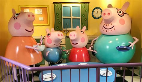Peppa pig world a great family day out this is me now 12th june 2017