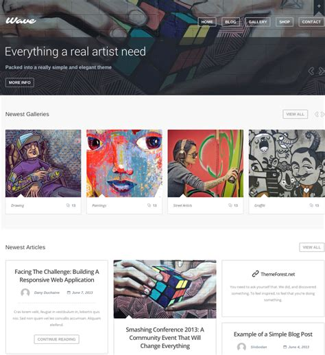 masonry layout gallery wordpress grid lovers rejoice 30 masonry wordpress themes