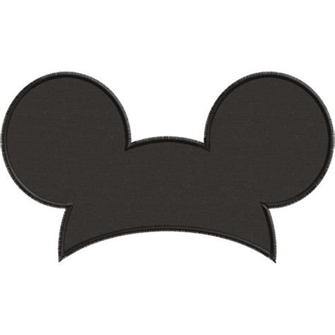 template of mickey mouse ears the magic within october 2011