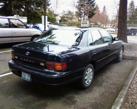 Toyota Camry 1992 1992 Toyota Camry Pictures Cargurus