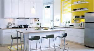 Stenstorp Kitchen Island Espacios Reducidos Muebles Qcruz Design Un Espacio