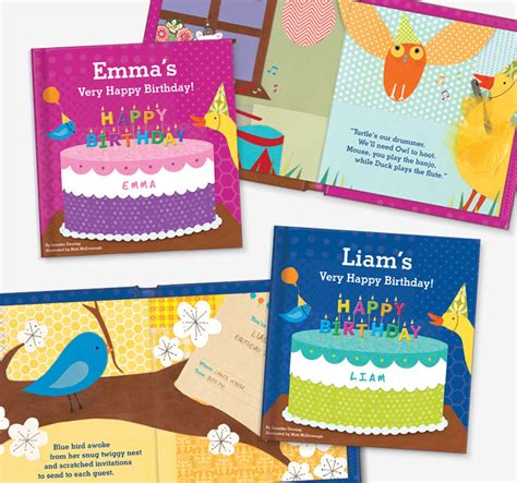 birthday books my birthday surprise personalized birthday books i see me