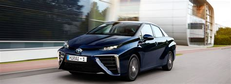 World Toyota The Toyota Mirai Elected World Green Car Of The Year