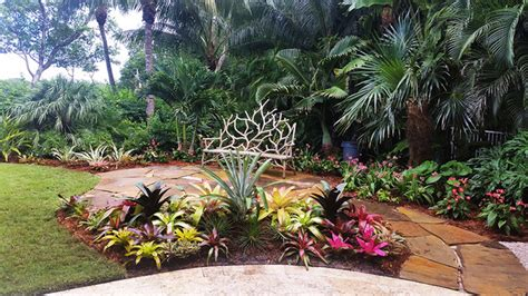 Sanibel Island Botanical Garden with Captiva Island Oasis Residential Botanical Garden Tropical Landscape Other By R S