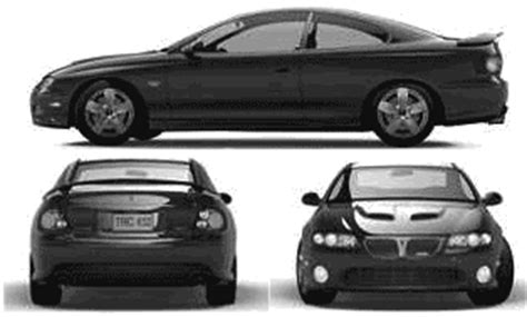 free car manuals to download 2005 pontiac gto electronic toll collection 2005 pontiac gto coupe blueprints free outlines
