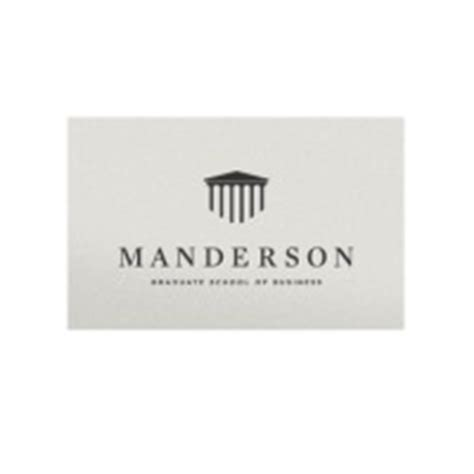 Manderson Graduate School Of Business Mba by Manderson Graduate School Of Business