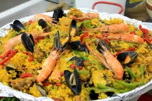 the traditional food from spain spanish paella newsnish