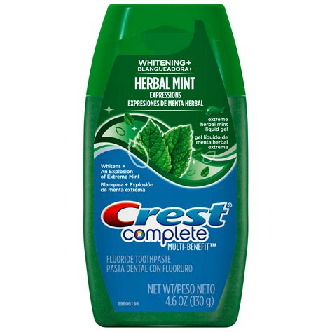 Healty Care Toothpaste 1 Crest Toothpaste 1 Ct Health Wellness Care