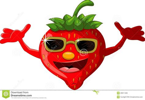 strawberry cartoon cute cartoon strawberry face www pixshark com images
