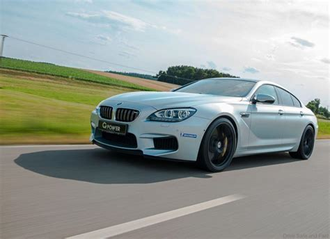 bmw v4 bmw gets g power bi tronik 5 v4 tuning for m6 gran coupe