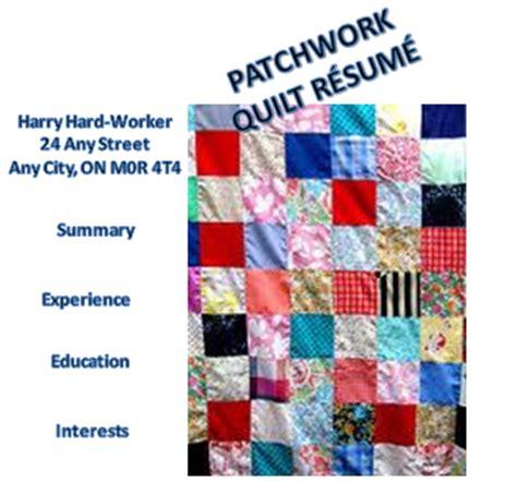 Patchwork Plagiarism - how a patchwork quilt r 233 sum 233 could damage your brand
