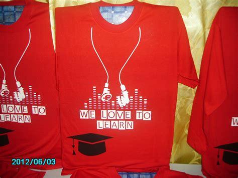 design baju kelas jenis jersey macam2 jenis cetak tshirt kelas customer order