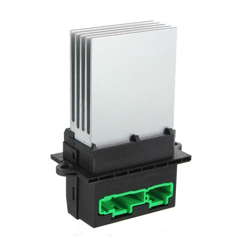 heater resistor scenic heater blower motor resistor for renault megane modus scenic twingo l3