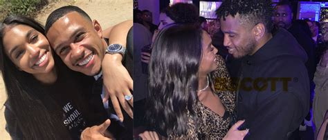 lori harvey trey songz future exclusive shots fired memphis depay seemingly reacts to