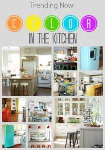 trending kitchen colors remodelaholic trending now color in the kitchen