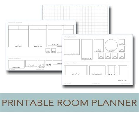 25 Best Ideas About Room Planner On Pinterest Organization Of Life Printable Organization Furniture Placement Templates Free