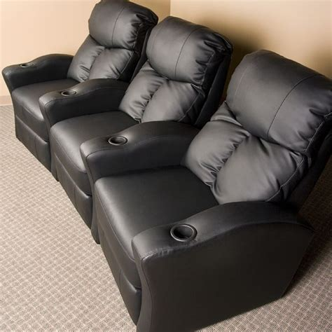 Taking Home Theaters To A Berkline Theater Chairs Takes Home Theatre Seating To A
