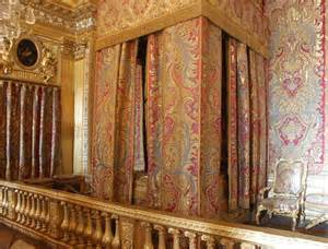 Canopy For Queen Bed Images Of King And Queen S Bedrooms Palace Of Versailles