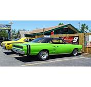 Bright Lime Green 68 Dodge Coronet Super Bee Mopar