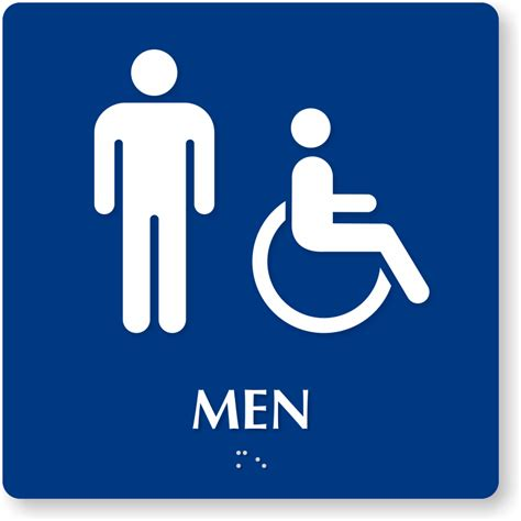 handicap bathroom sign image gallery handicap bathroom sign