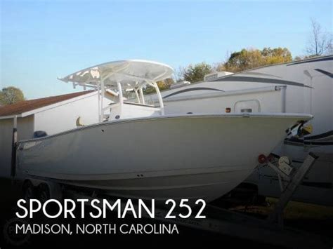 sportsman boats for sale nc sportsman new and used boats for sale in north carolina