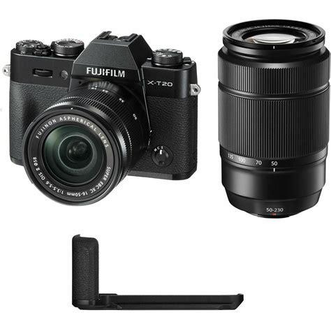 Lensa Fujifim 50 230 Mirroless fujifilm x t20 xc 16 50 50 230 black crni digitalni mirrorless fotoaparat s objektivom 16