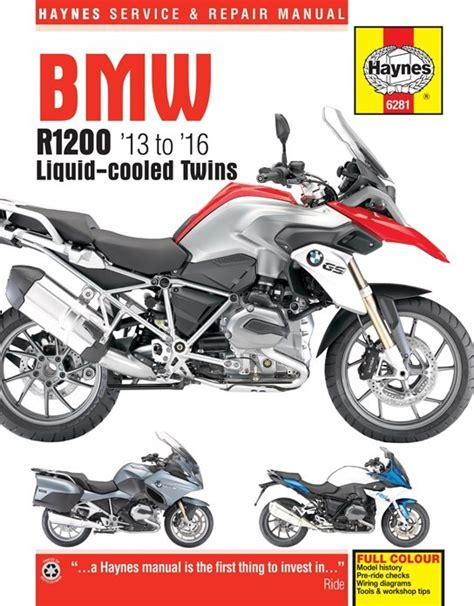 haynes manual r1200gs lc adv lc 1200rs lc r lc 1200rt lc