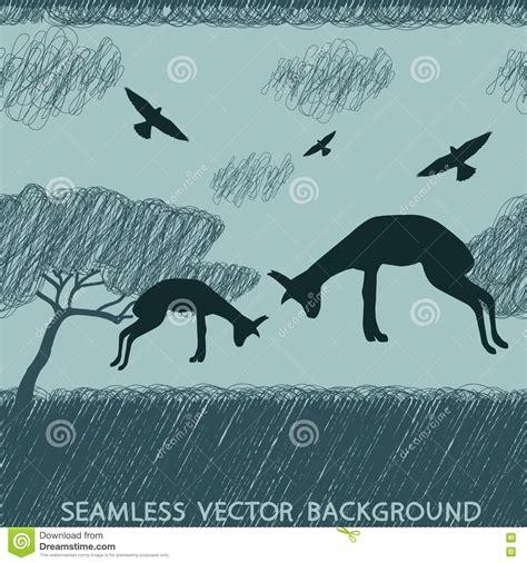 doodle jump x2 africa gazelle jump stock vector image 71762841