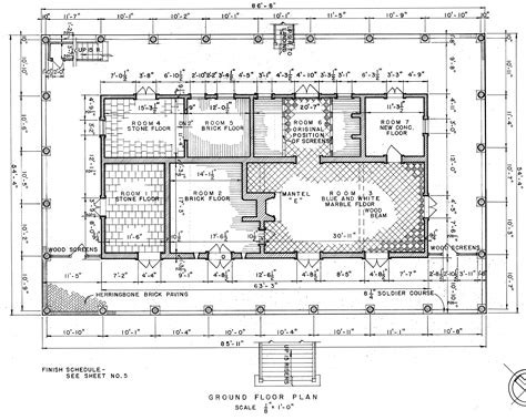 Small Plantation Home Floor Plans Homeplace Basement Floor Plan Flickr Photo
